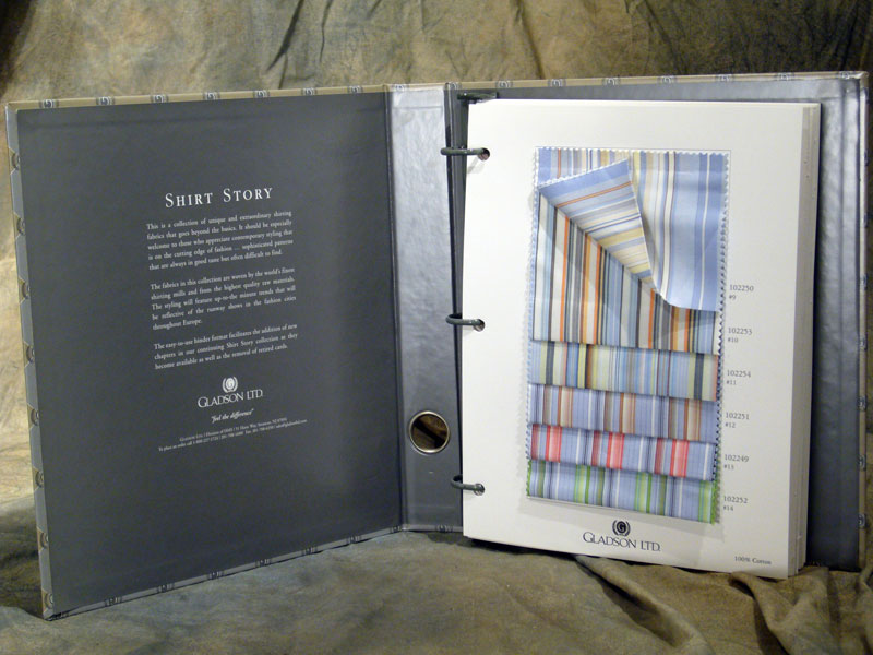 Fabric for fashion the swatch book spiral-bound 13
